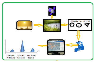 Inland wetlands mapping and vulnerability assessment using an integrated geographic information system and remote sensing techniques